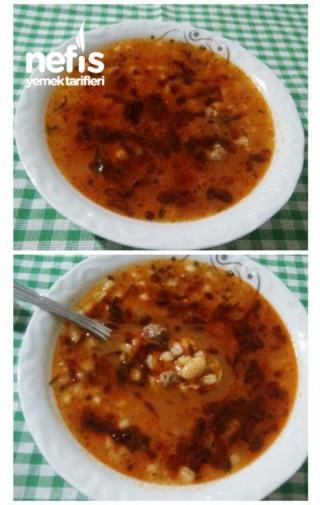 Köfteli Gendime Çorbası (Kelkit Mutfağı)