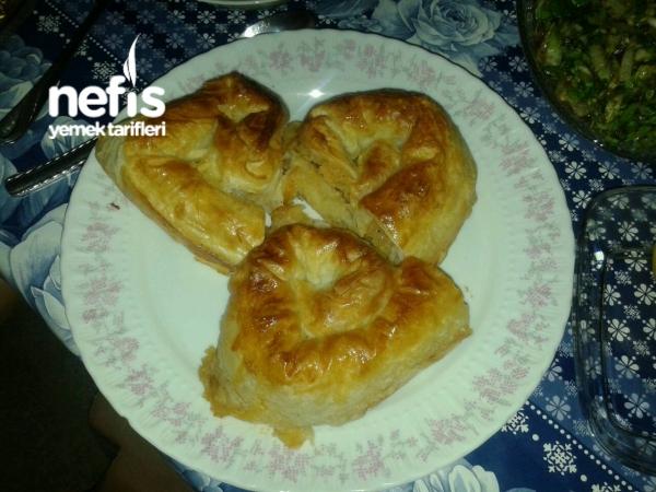 Lor Peynirli Patatesli Börek