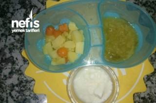 Pırasalı Sebze Yemeği (7+ Ay) Tarifi