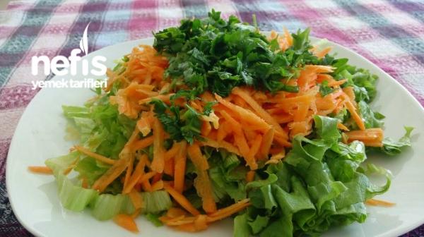 Manzaralı Salata