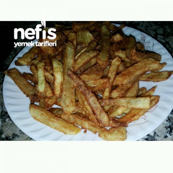 Çıtır Patates Kızartması Tarifi - dilan - Nefis Yemek ...