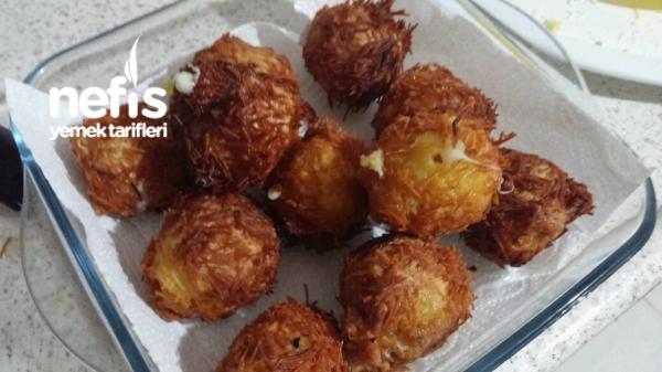 Çıtır Patates Topları