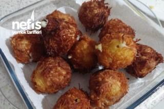 Çıtır Patates Topları Tarifi