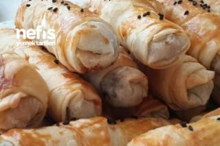 Ispanaklı Kıymalı Çıtır Börek Tarifi