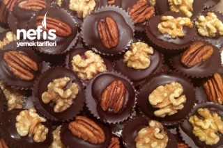 Portakallı Çikolatalı Tatlı İkramlıklar Tarifi