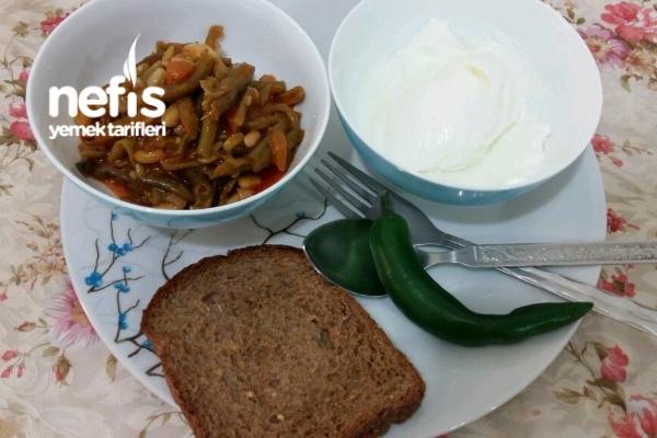 10 Günde 3 Kg Verdiren Diyetimin Öğle Yemeği Tarifi