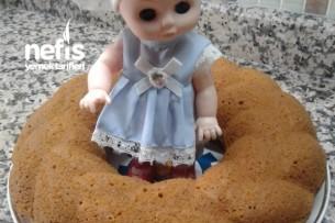 Nescafeli Portakal Aromalı Kek Tarifi