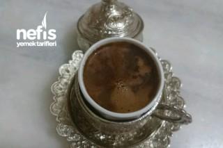 Bol Köpüklü Türk Kahvem Tarifi