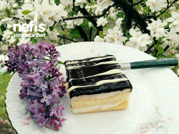 Kedidilli Yaş Pasta Tarifi