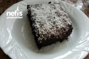 Bitter Çikolatalı Kek :) Tarifi