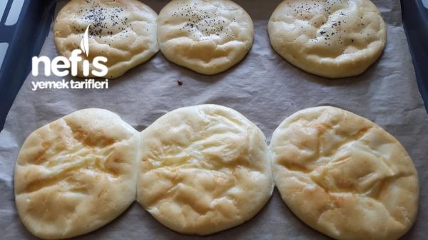 Pratik bulut ekmeği nasıl yapılır