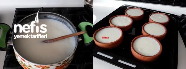 Fırın Sütlaç(pastane Usulü)