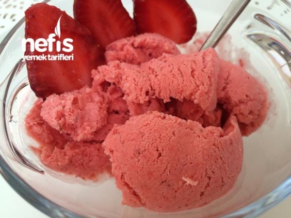 Çikekli Dondurma ( Olay Tarif 2)