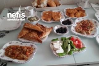 Hafta Sonu Kahvaltı Menüsü Tarifi