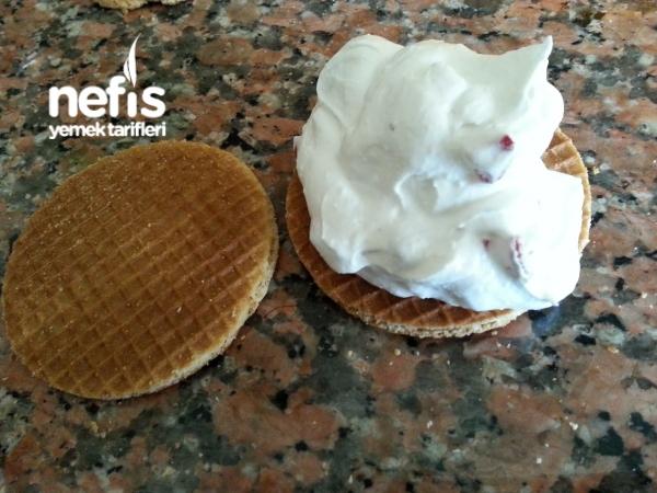 Waffle Nogger Dondurma