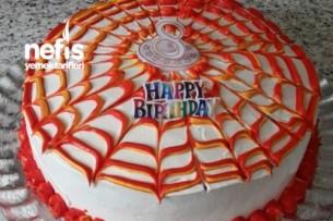 Gökkuşağı Pastası ( Rainbow Cake) Tarifi