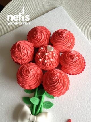 Bir Buket Cupcake (Anneler günü icin)