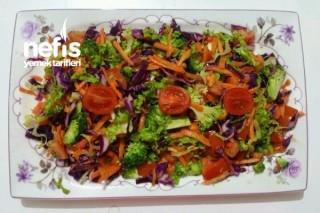 Ne Bulduysam Salatası Tarifi