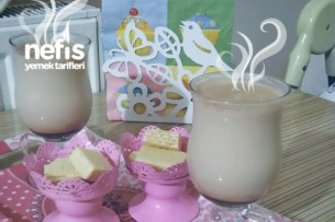 Sütlü Kahvem Tarifi