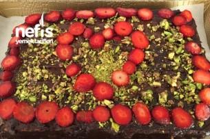 Pandispanyadan Çikolatalı Yaş Pastam Tarifi