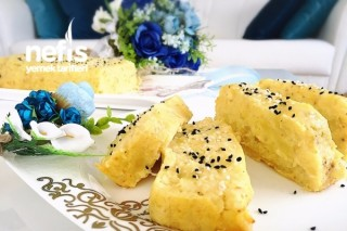 Unsuz Patates Keki (İkramlık) Tarifi