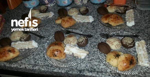Pratik Bisküvi Pastası Videosu