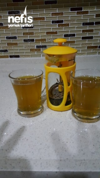 Yeşil Çay Nasıl Yapılır