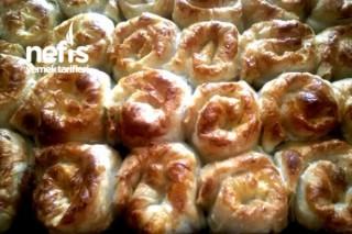 Yumuşacık Doyuran Gül Böreği Tarifi