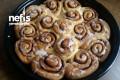 Yumuşacık Tarçınlı Rulo Çörek Tarifi