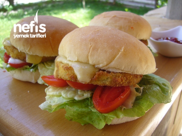 Nefis Vejeteryan Burger
