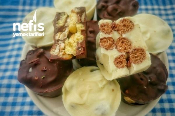 Çıtır Çikolatalar Tarifi