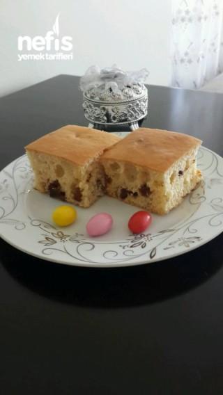 Çikolatalı Kayısılı Kek