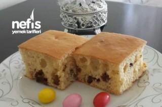 Çikolatalı Kayısılı Kek Tarifi