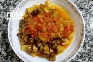 Patatesli Şakşuka Tarifi