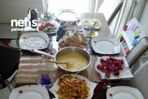 Sabah Kahvaltısı Karadeniz Tarifi