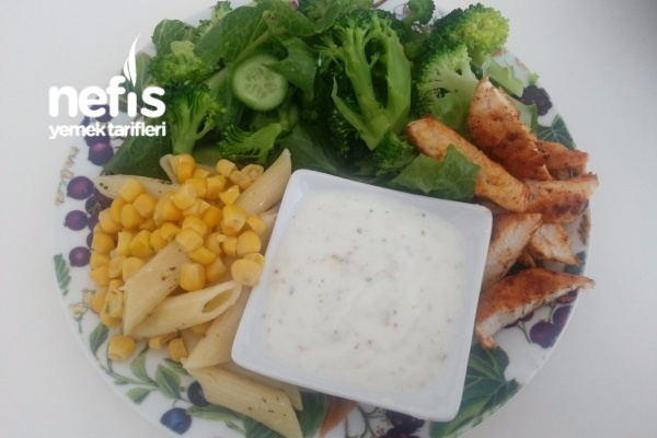 Diyet Öğlen Yemeği Tarifi