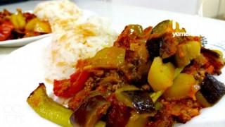 Patlıcan Musakka Tarifi Videosu (Kızartmasız)