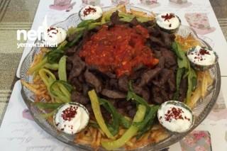 Çeltik Kebabı Tarifi