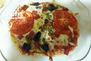 Çok Kolay Pizza Tarifi