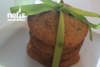 Kek Tadında Cookies Tarifi