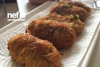 Kirpi Patates Köftesi Tarifi