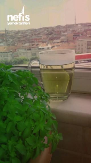 Fesleğen Çayı (hem Kilo İcin Hem Saglik İcin)