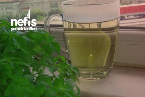 Fesleğen Çayı (Hem Kilo İçin Hem Sağlık İçin) Tarifi