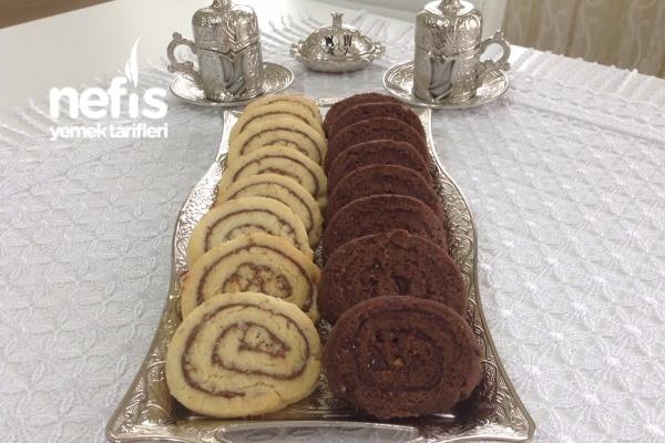 Fındıklı Ve Çikolatalı Kurabiye Tarifi
