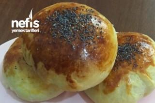 Pizza Poğaça (Oğlumun Beslenme Favorisi) Tarifi