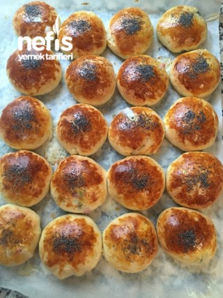 Pizza Pohaça (oğlumun Beslenme Favorisi)
