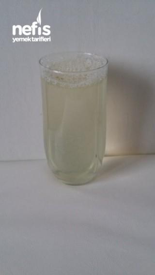 Diyete Başla Limonlu Sirkeli Su
