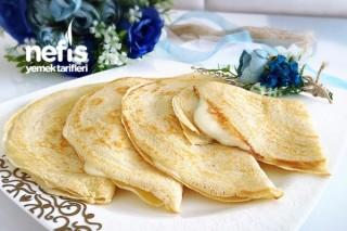 Kahvaltılık Krep Böreği Tarifi