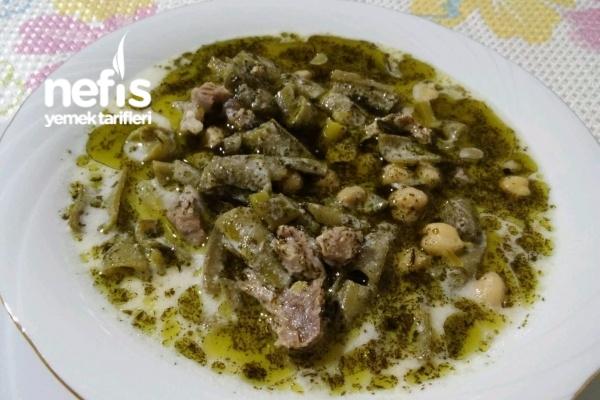 Yoğurtlu Bakla (Gaziantep Mutfağı)