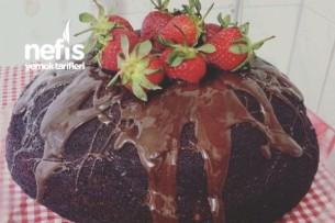 Bol Çikolatalı Nefis Kek Tarifi